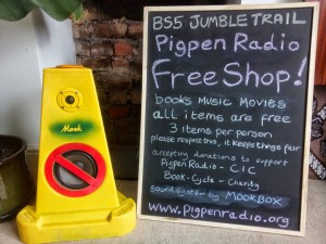 Pigpen Free Shop BS5 Jumble Trail