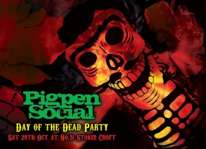 Pigpen Social Day of the Dead 2011