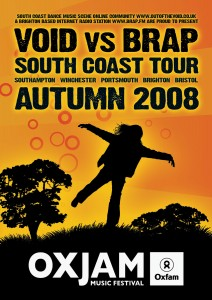 Void vs Brap South Coast Tour Autumn 2008