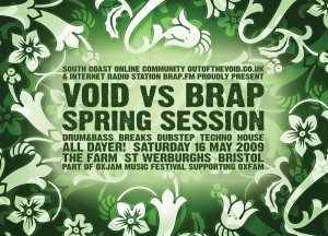 Void vs Brap Spring Session 2009